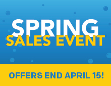 Spring Fever Boat Sales Event